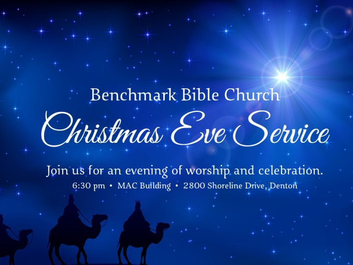Christmas Eve Service – How Do We Know God Loves Us?