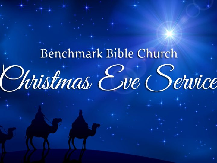 Christmas Eve Service – Why Did Jesus Come?