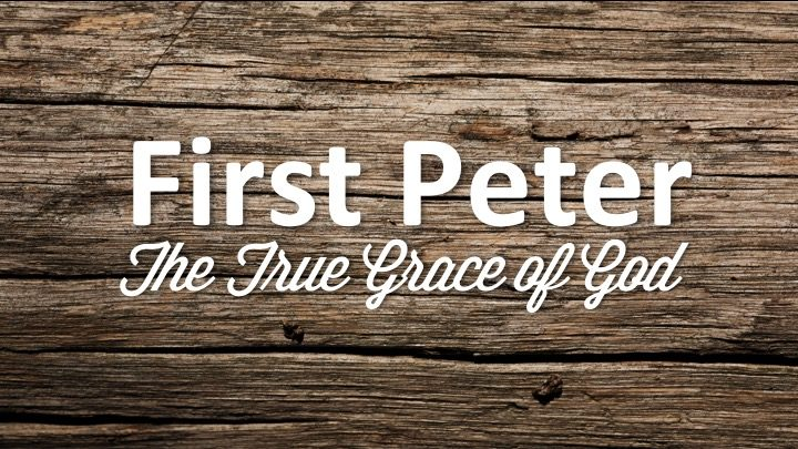 1 Peter 5 – Serving by Grace