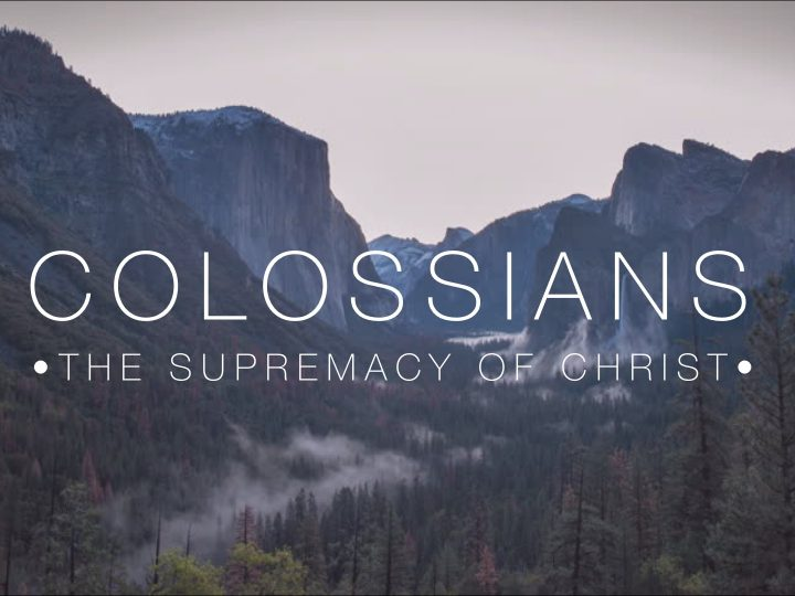 Colossians 1:1-14 – The Reputation of the Church