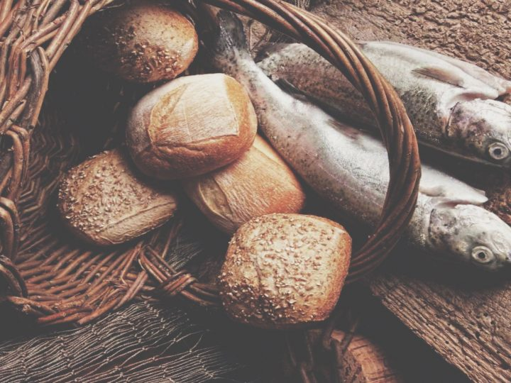 Bread and Water – Mark 6:30-52
