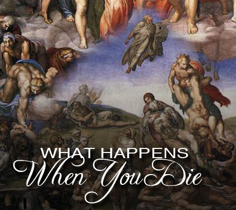 What Happens When You Die? Heaven