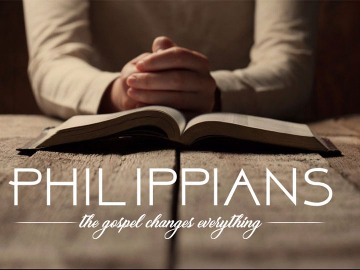 Phil 2:5-11 – The Gospel Changes Our Attitude