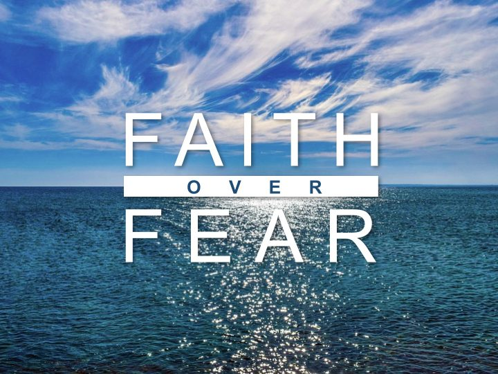 1 Samuel 13:1-14 – Faith Over Fear